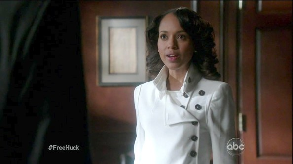 More Pics of Kerry Washington Blazer (6 of 15) - Blazer Lookbook - StyleBistro