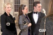 Kelly Rutherford and Ed Westwick Photo