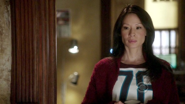 More Pics of Lucy Liu Cardigan (3 of 19) - Lucy Liu Lookbook - StyleBistro