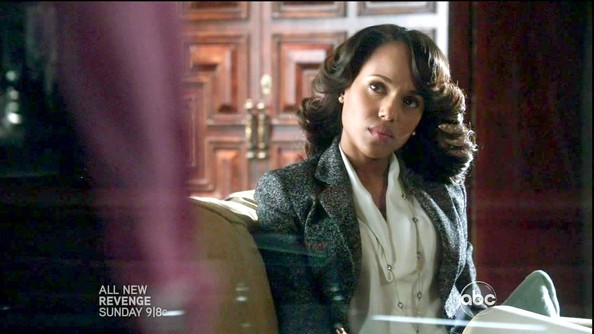More Pics of Kerry Washington Blazer (2 of 15) - Blazer Lookbook - StyleBistro