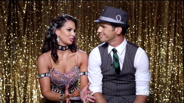 More Pics of Melissa Rycroft Studded Choker (1 of 6) - Studded Choker Lookbook - StyleBistro
