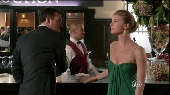 More Pics of Emily VanCamp Evening Dress (2 of 17) - Emily VanCamp Lookbook - StyleBistro