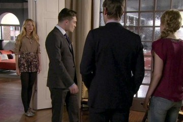 Blake Lively Ed Westwick Gossip Girl Season 5 Episode 23