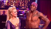 Donald Driver showed off his athletic bod and some fierce tattoos for his performance on 'DWTS.'